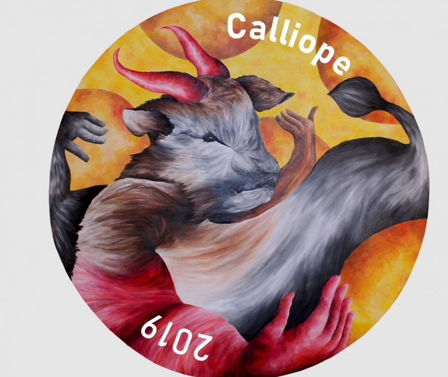 Cover of the 2019 edition of Calliope