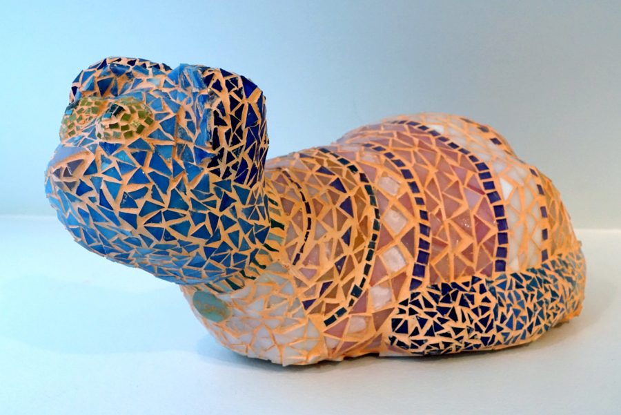 Zoey, 3D Mosaic